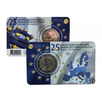 Belgio - 2019 - 2€ Istituto Monetario (v. francese)