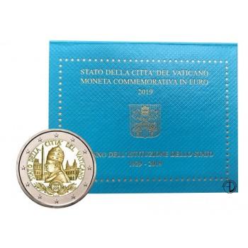 Vaticano - 2019 - 2€ Stato