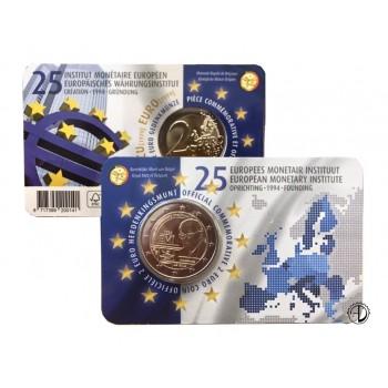 Belgio - 2019 - 2€ Istituto Monetario (v. olandese)