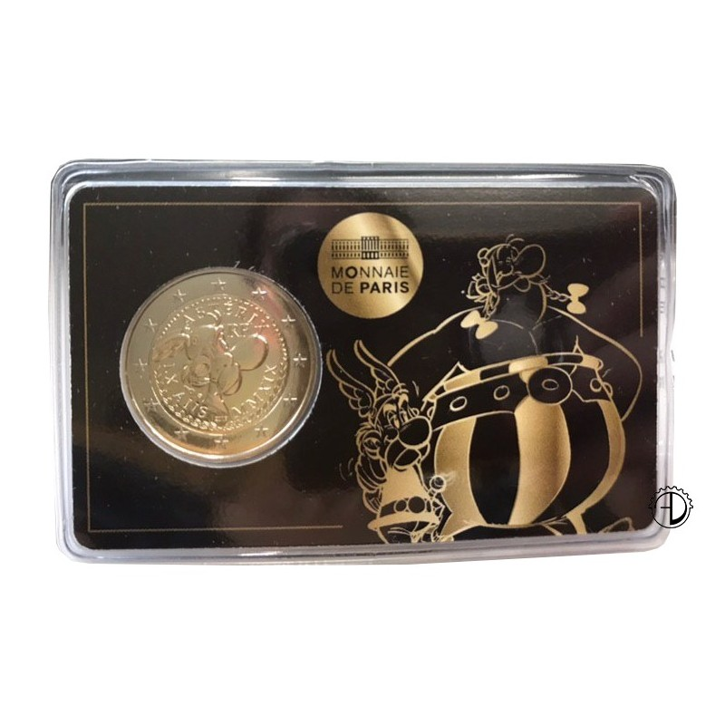 Francia - 2019 - 2€ Asterix (in coincard)