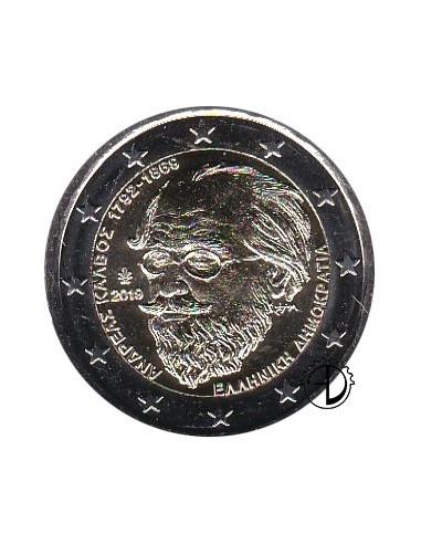 Grecia - 2019 - 2€ Kalvos