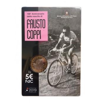 Italia - 2019 - 5€ Coppi