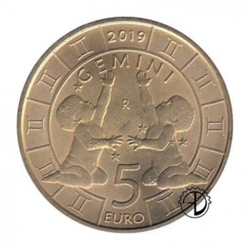San Marino - 2019 - 5€ Gemelli