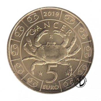 San Marino - 2019 - 5€ Cancro