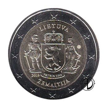 Lituania - 2019 - 2€ Samogizia