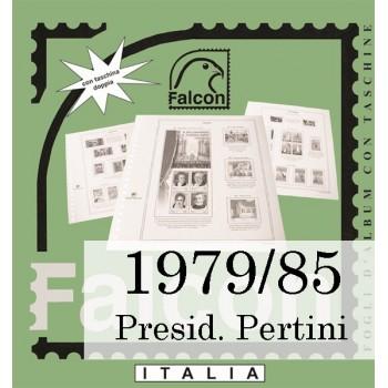 Fogli Italia Presidenza Pertini (1979/85) - Falcon