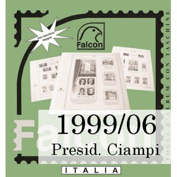 Fogli Italia Presidenza Ciampi (1999/06) - Falcon