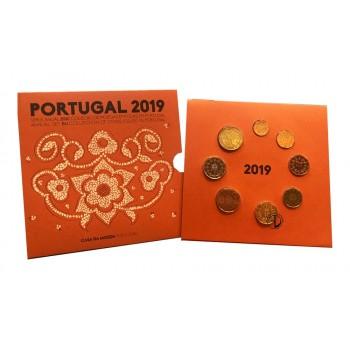 Portogallo - 2019 - Divisionale BU