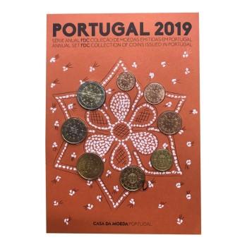 Portogallo - 2019 - Divisionale FDC