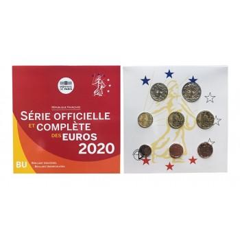 Francia - 2020 - Divisionale