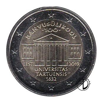 Estonia - 2019 - 2€ Università