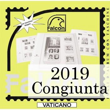 Fogli Vaticano 2019 Cong. SMOM - Falcon