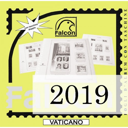 Fogli Vaticano 2019 - Falcon