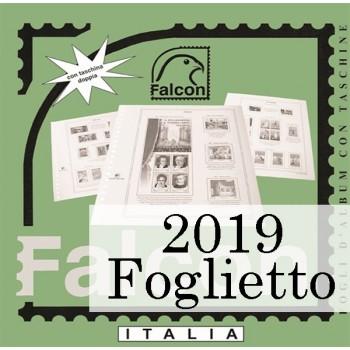 Fogli Italia 2019 - BF Maccati - Falcon