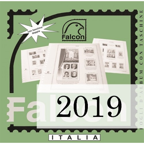 Fogli Italia 2019 - Falcon