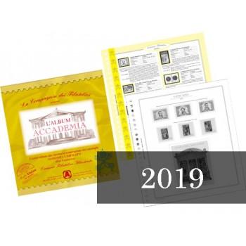 Fogli Vaticano 2019 - Accademia