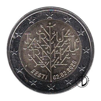 Estonia - 2020 - 2€ Tartu