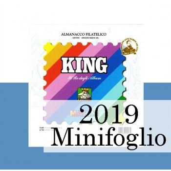 Fogli San Marino 2019 MF Juventus - King