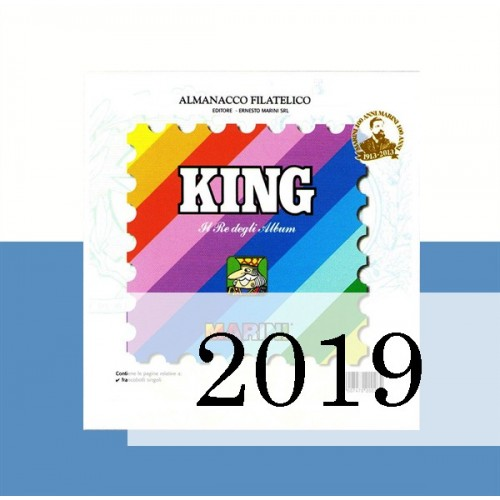Fogli San Marino 2019 - King