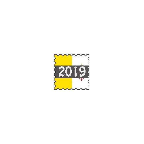 Francobolli Vaticano - Annata 2019