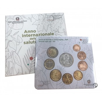 Divisionale Italia 2020 - 9 valori