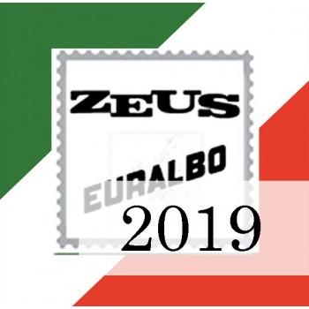 Fogli Italia 2019 - Euralbo