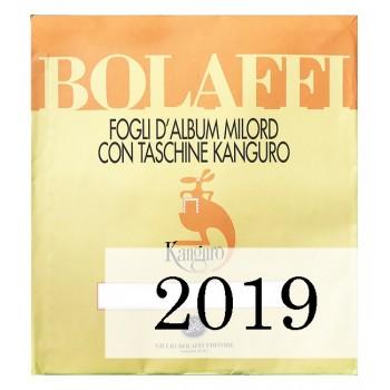 Fogli Vaticano 2019 - Bolaffi