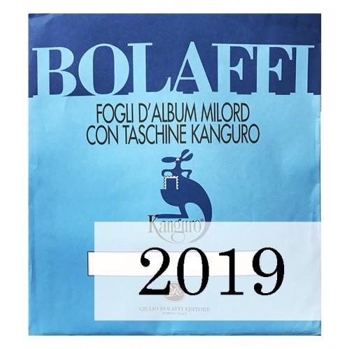 Fogli San Marino 2019 - Bolaffi
