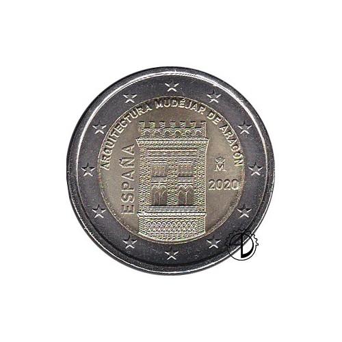 Spagna - 2020 - 2€ Aragona