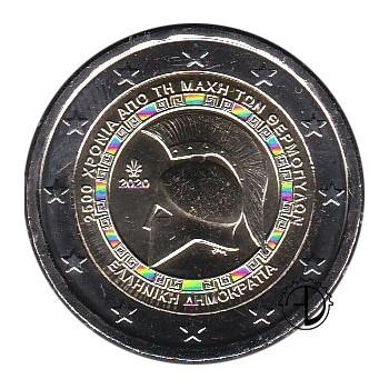 Grecia - 2020 - 2€ Termopili