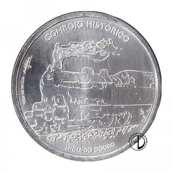 Portogallo - 2020 - 7,50€ Ferrovia