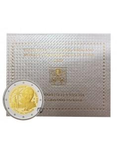 Vaticano - 2020 - 2€ Giovanni Paolo II