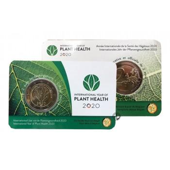 Belgio - 2020 - 2€ Piante (v. olandese)