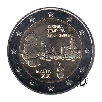 Malta - 2020 - 2€ Templi Skorba