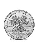USA 1/4$ 2020 Salt River Bay