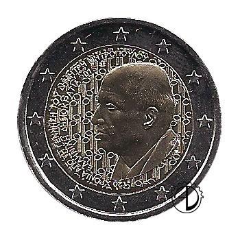 Grecia - 2016 - 2€ Mitropoulos