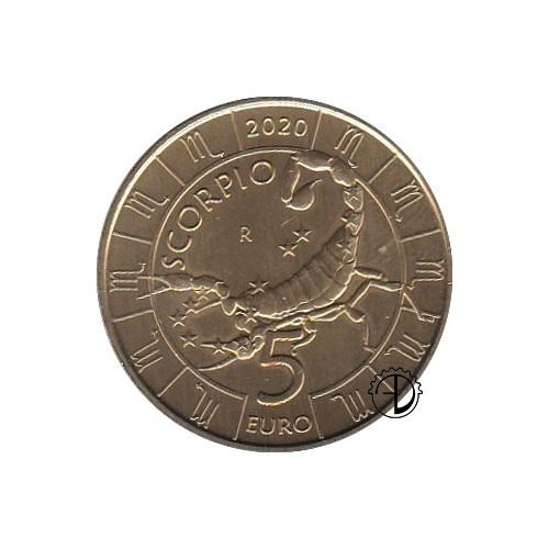 San Marino - 2020 - 5€ Scorpione