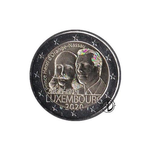 Lussemburgo - 2020 - 2€ Enrico di Orange
