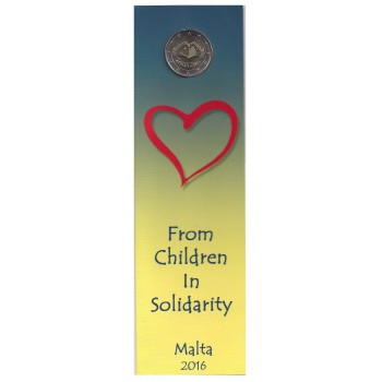 Malta - 2016 - 2€ Community Chest Fund BLISTER