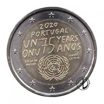 Portogallo - 2020 - 2€ ONU
