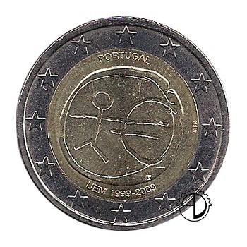 Portogallo - 2009 - 2€ EMU