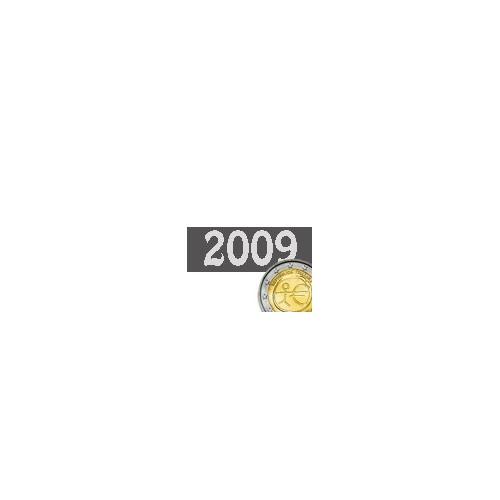 Giro Completo - 2009 - 2€ Decennale EMU