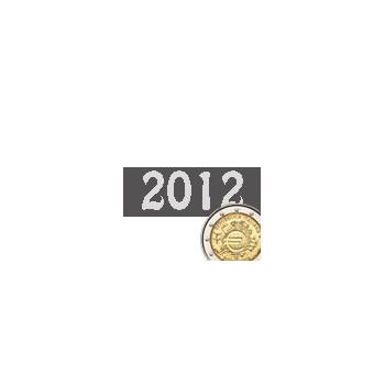 Giro Completo - 2012 - 2€ Decennale Euro