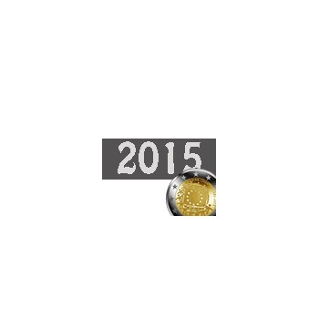Giro Completo - 2015 - 2€ 30° Bandiera