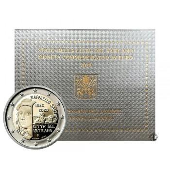 Vaticano - 2020 - 2€ Raffaello