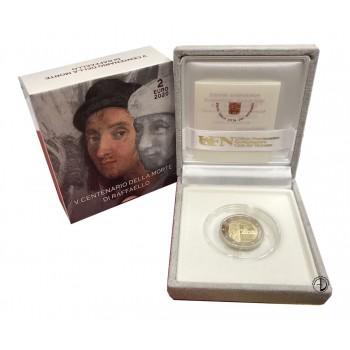 Vaticano - 2020 - 2€ Raffaello PROOF