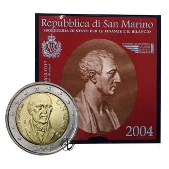 San Marino - 2004 - 2€ Borghesi