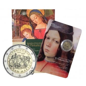 San Marino - 2013 - 2€ Pinturicchio