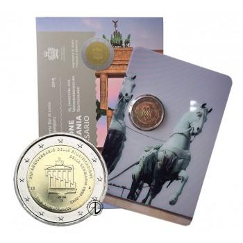 San Marino - 2015 - 2€ Riunificazione Tedesca