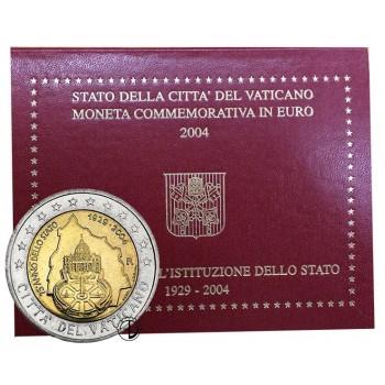 Vaticano - 2004 - 2€ Fondazione Stato